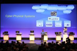 """Die Zukunft der Mess- und Automatisierungstechnik auf dem 18. Technologie- und Anwenderkongress """"VIP 2013 – Virtuelle Instrumente in der Praxis"""""""